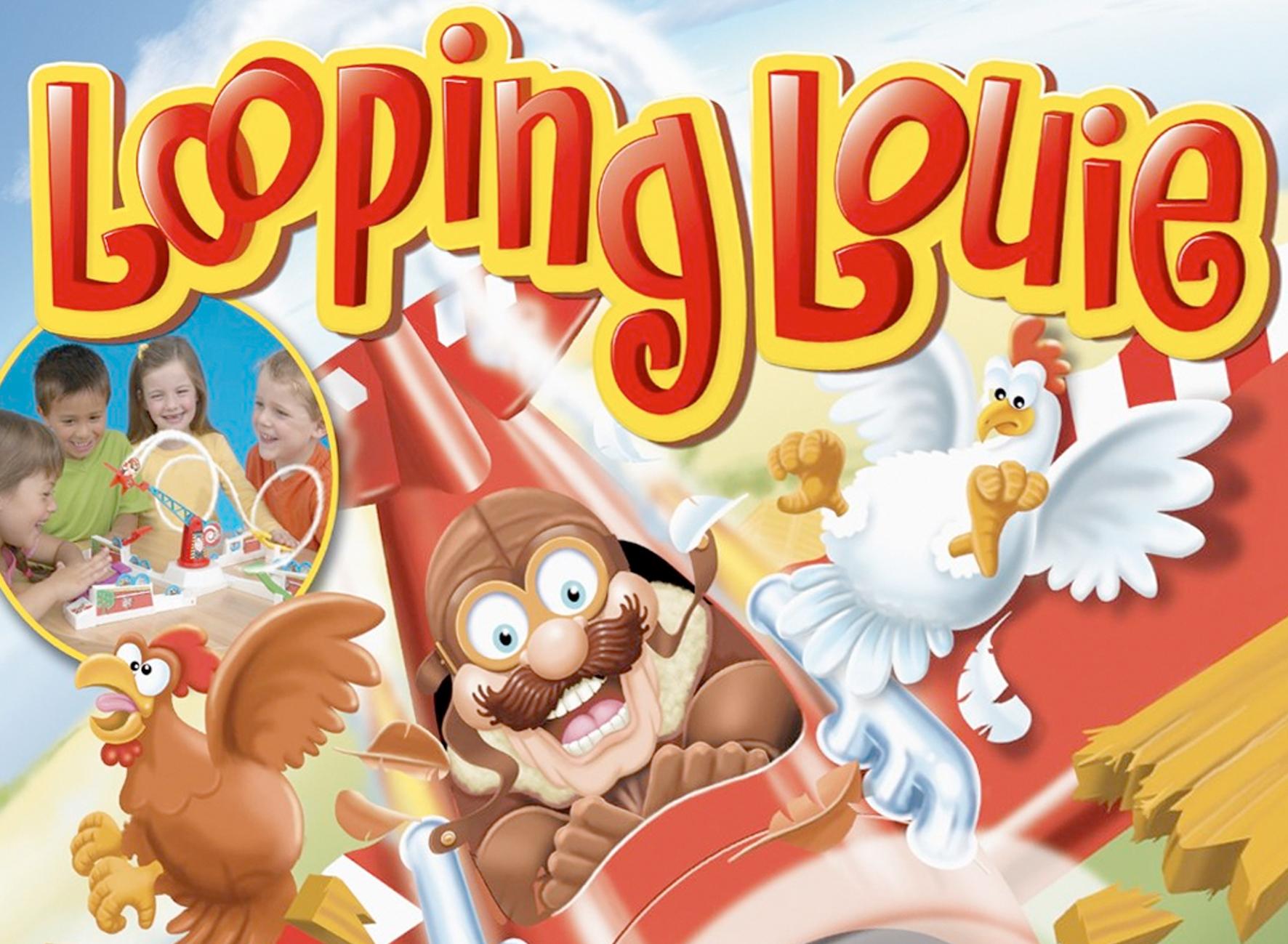 Looping Louie Anleitung