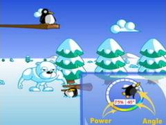 Pinguin Schiessen Online Kostenlos Spielen