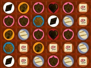 Süßigkeiten fangen spielen Spiel Fangen Sie die Süßigkeit online Planeten fangen android - boxhead the nightmare online spielen