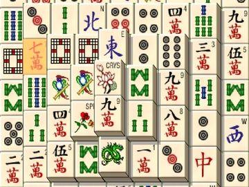 Spielen Com Mahjong