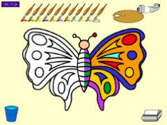 Spiele De Schmetterling