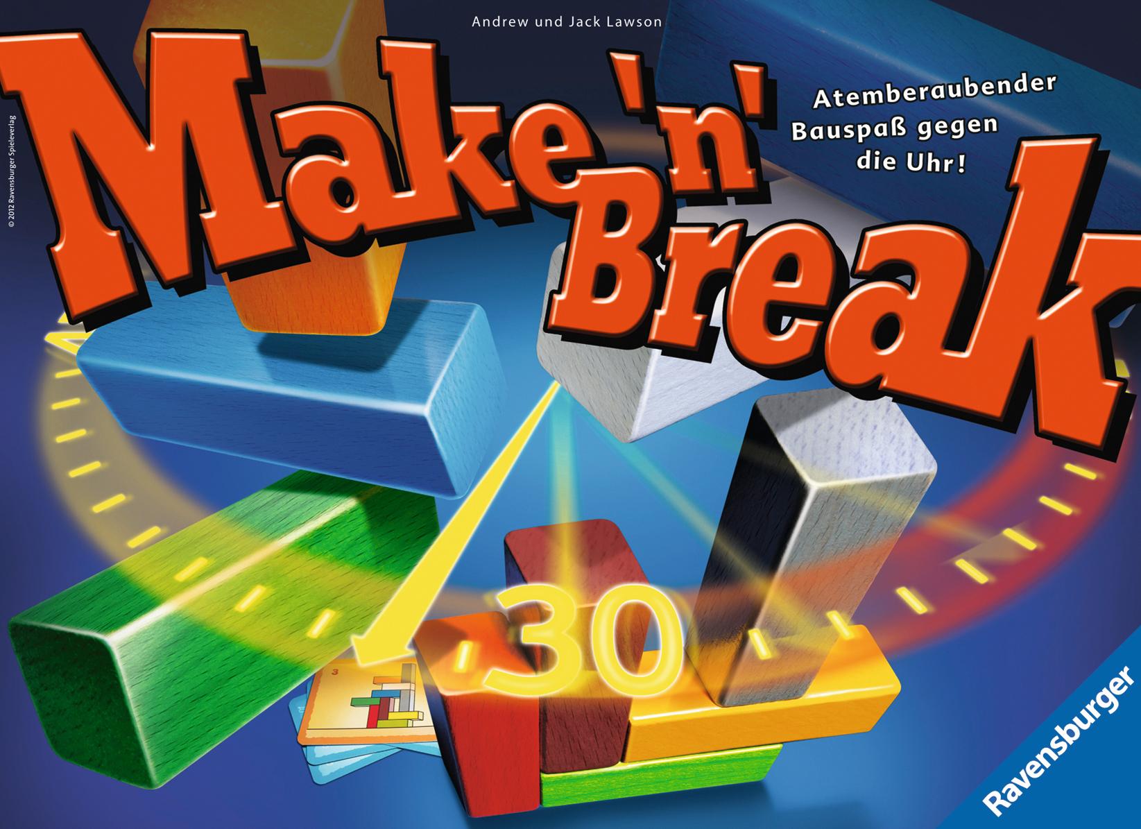 Make N Break Extreme Anleitung