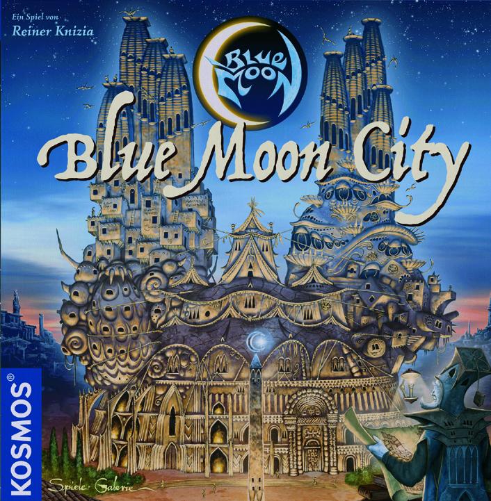 Blue Moon Spiel