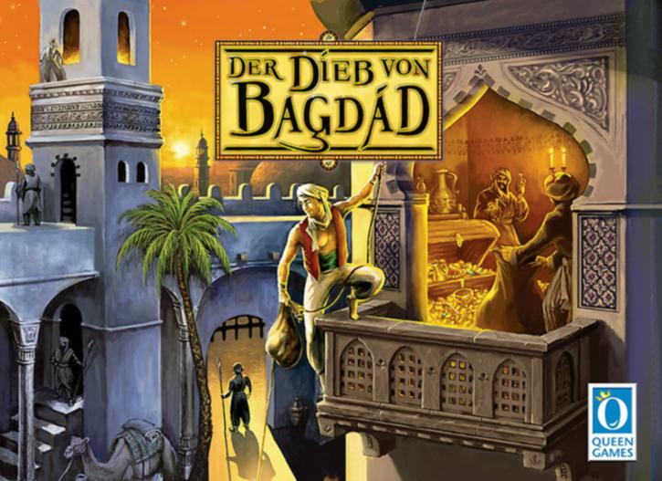 Der Dieb Von Bagdad Spiel