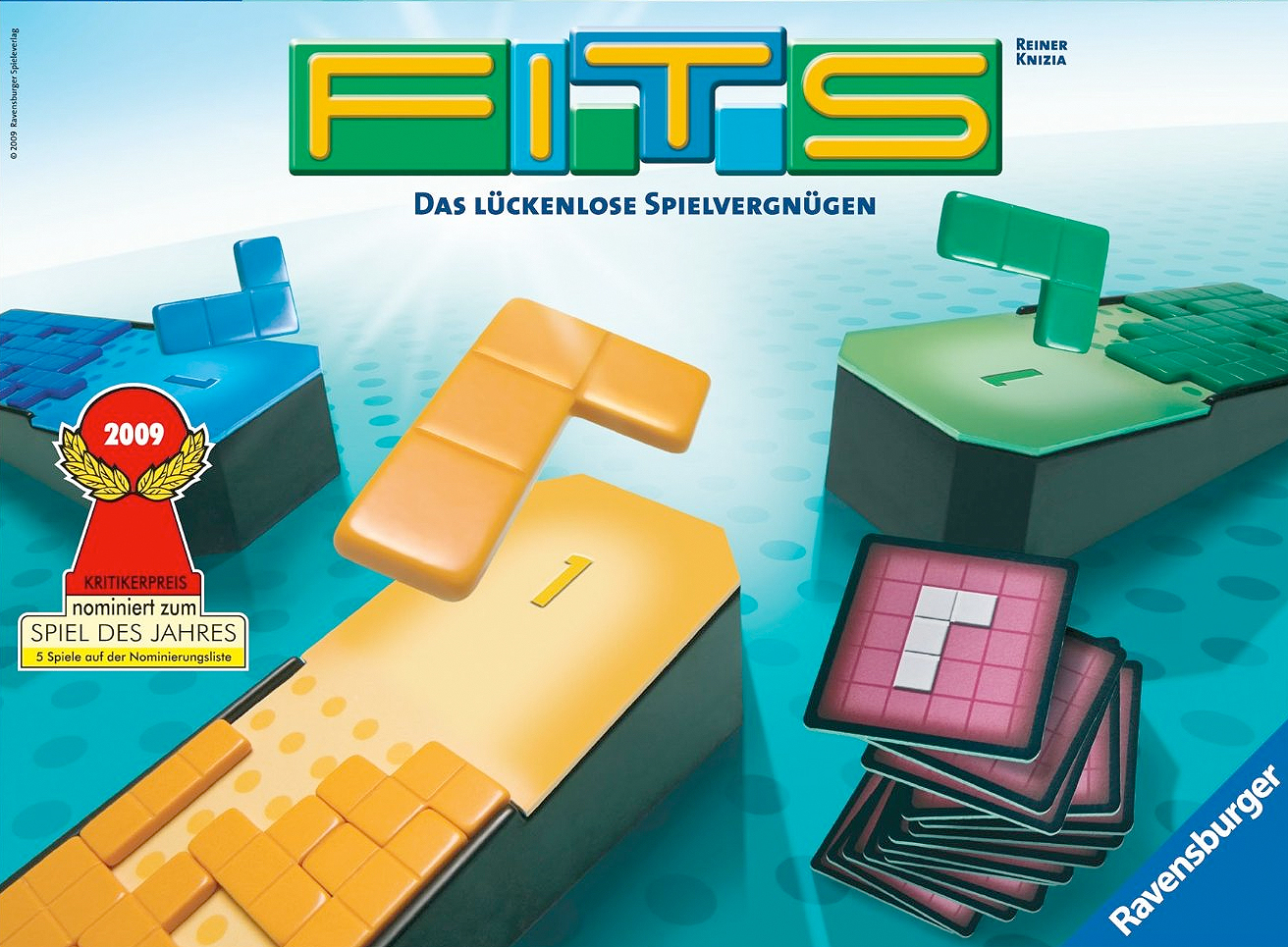 Fits Ravensburger