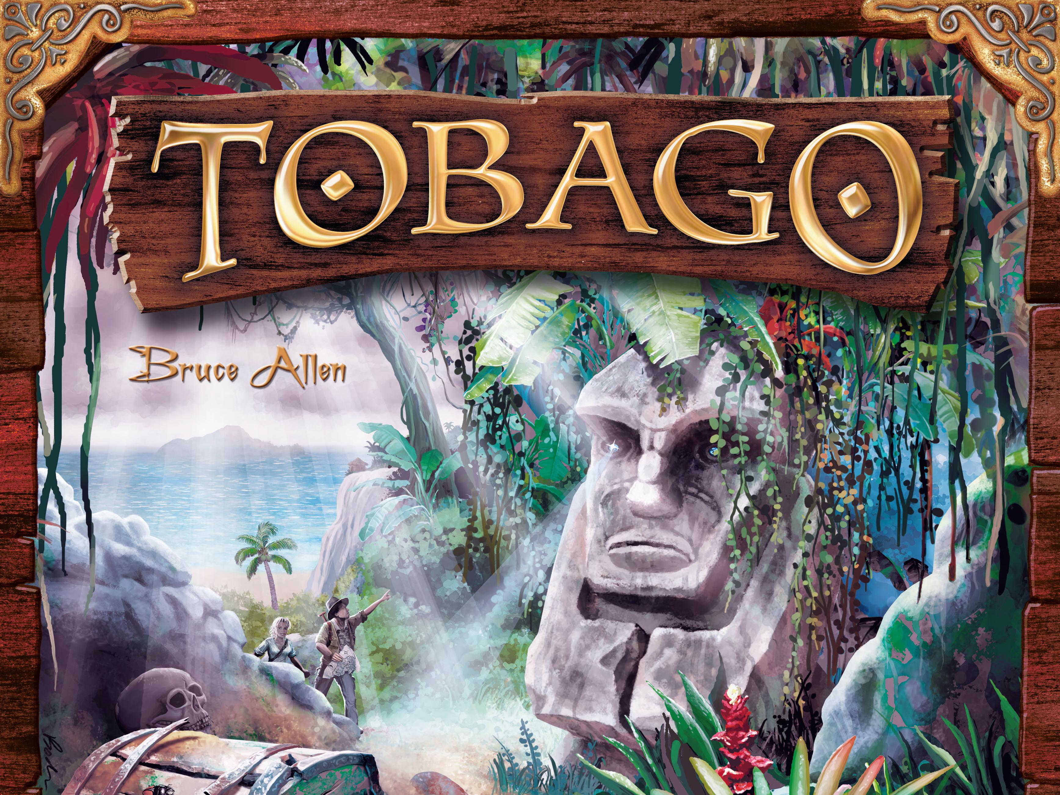 Tobago Spiel
