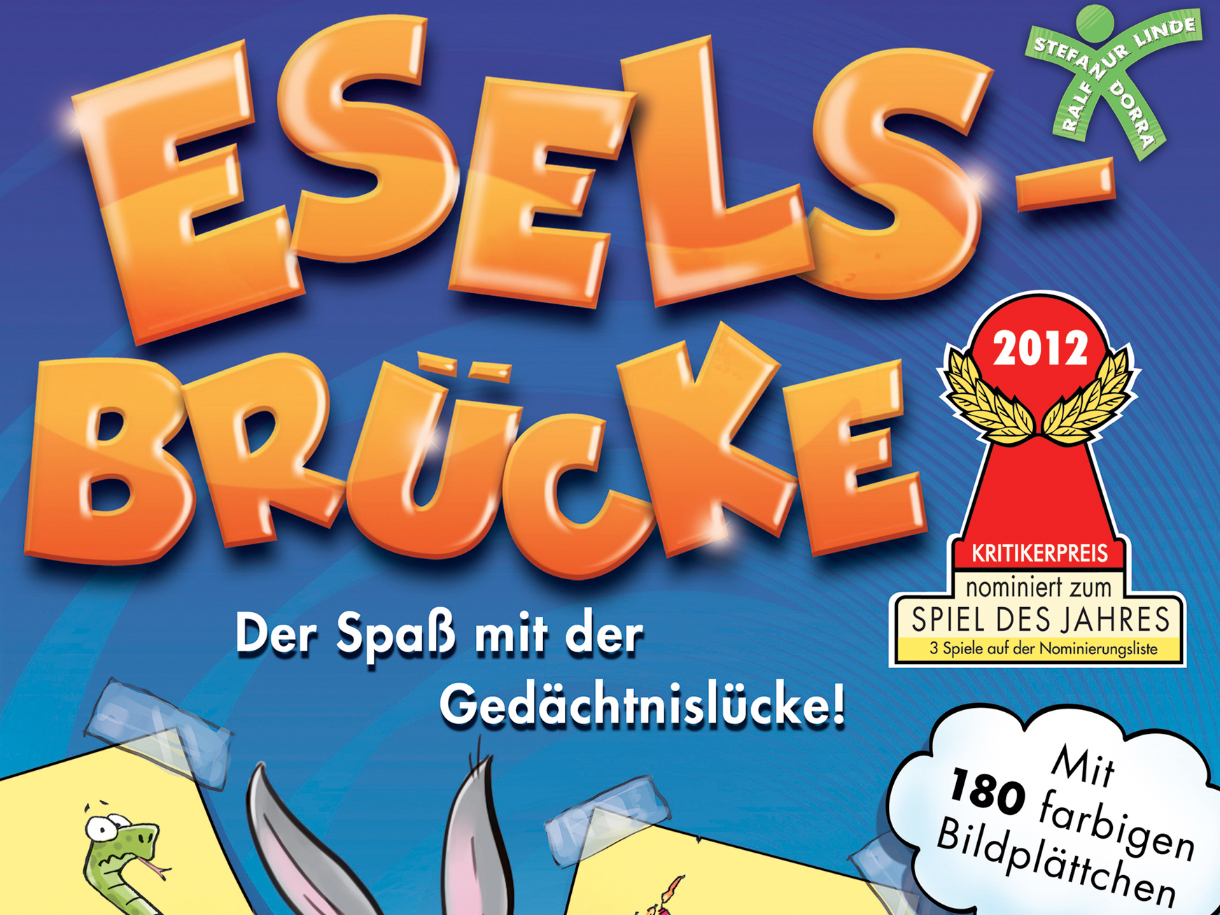 EselsbrГјcke Spiel