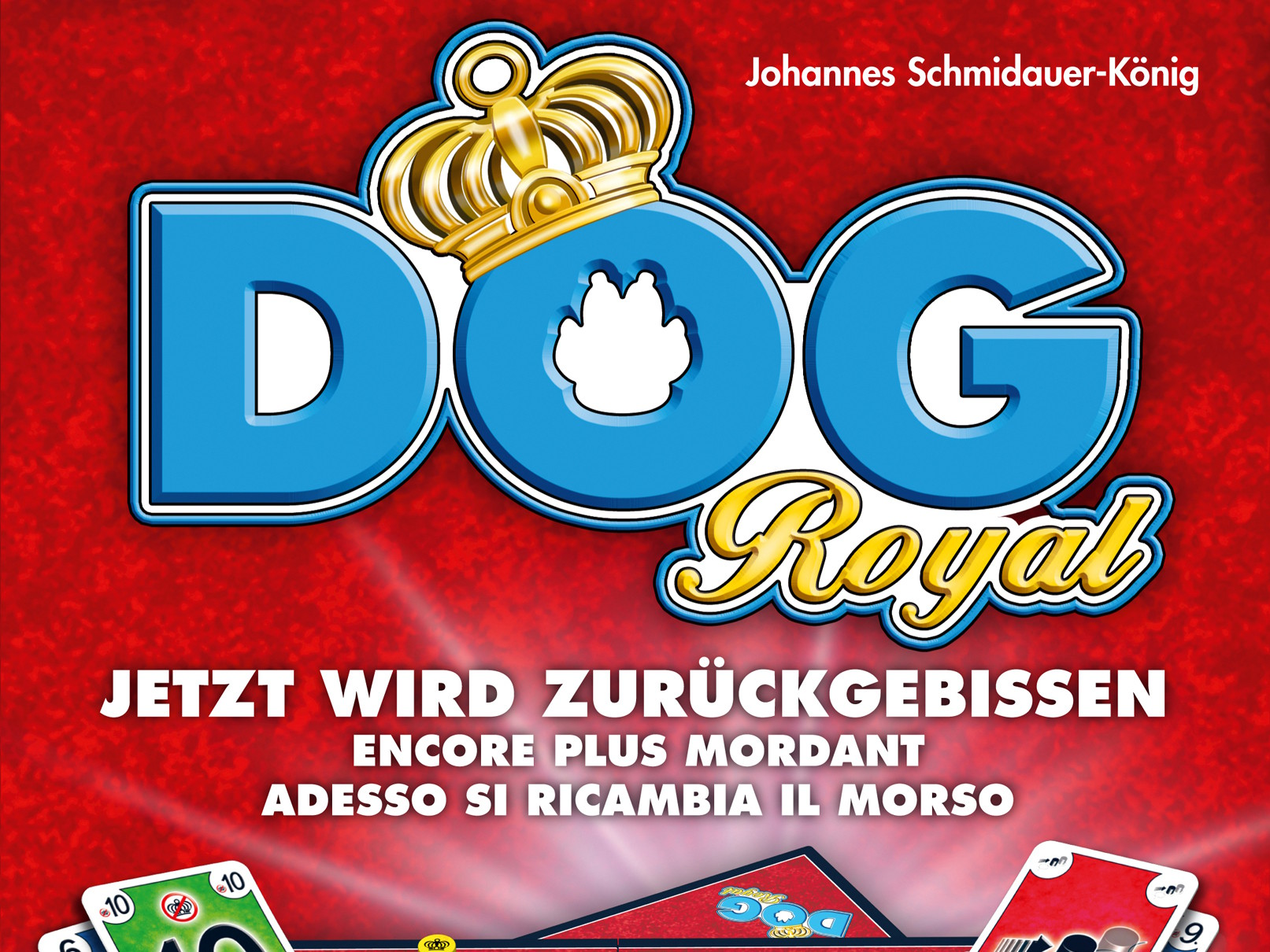 dog royal spielanleitung