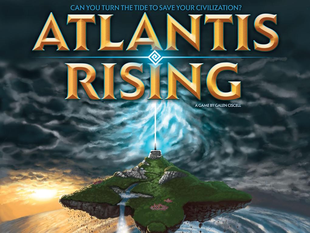 Brettspiel Atlantis