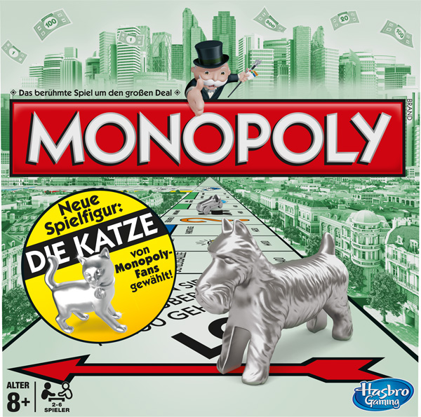 Alle monopoly spiele