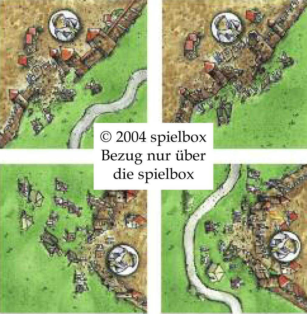 Carcassonne Regeln Alle Erweiterungen