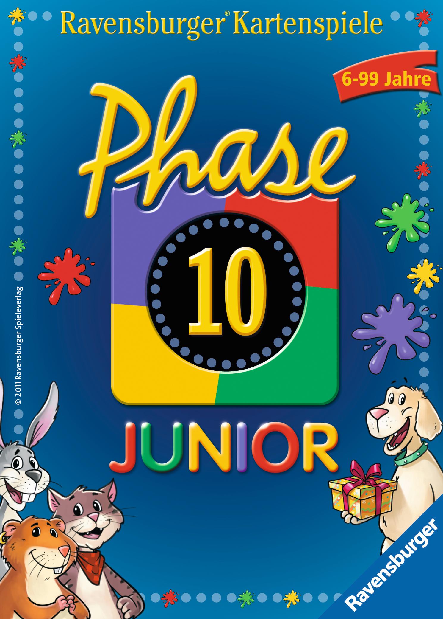 Phase 10 Junior Anleitung