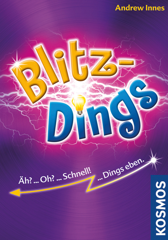 blitz dings spiel anleitung und bewertung auf alle brettspiele bei. Black Bedroom Furniture Sets. Home Design Ideas