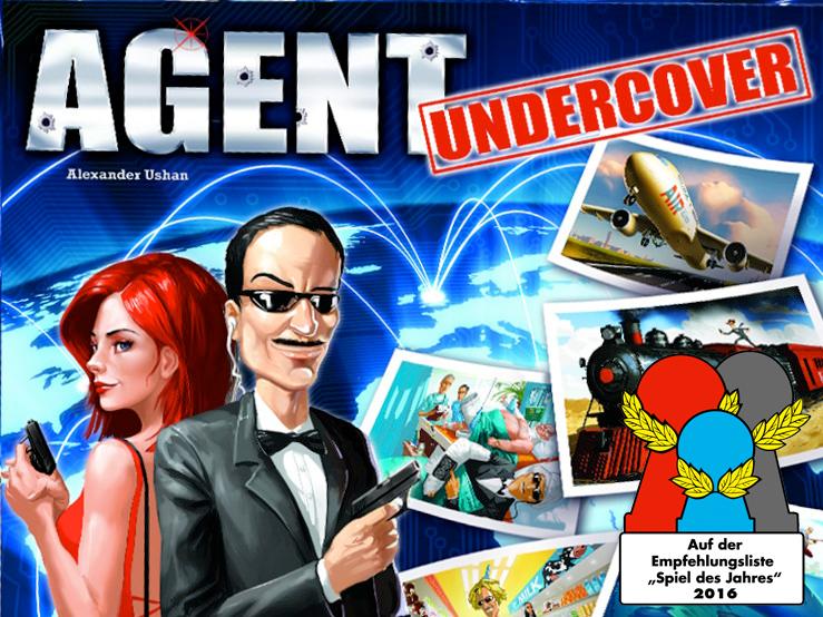 Agent Spiele