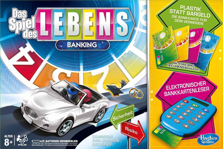 Spiel Des Lebens Banking Anleitung