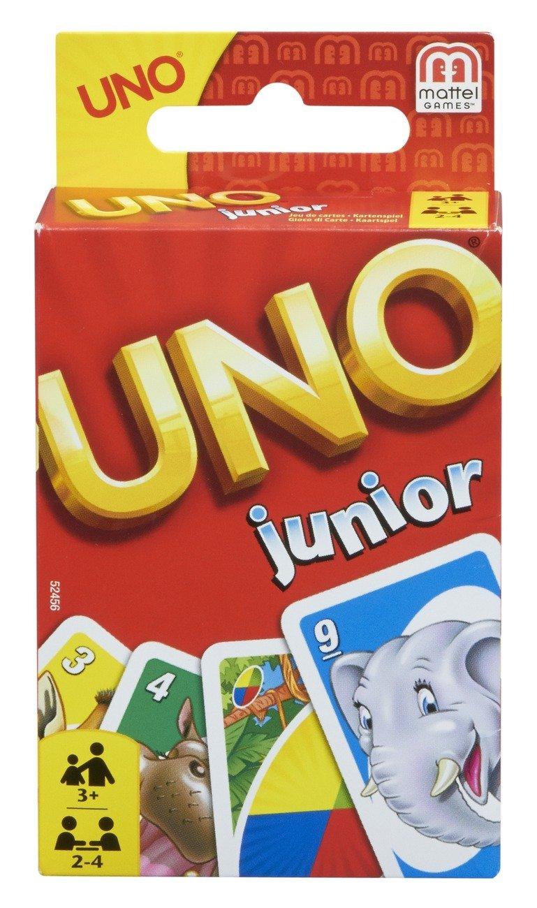Uno Junior Anleitung