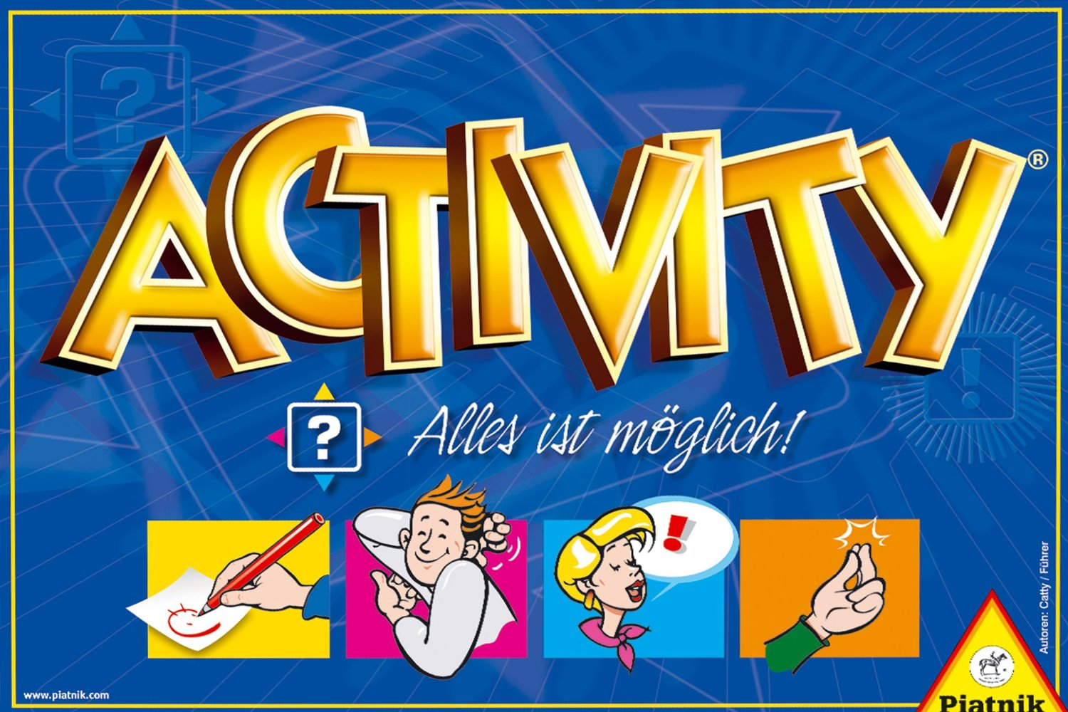 Activity Spielbrett