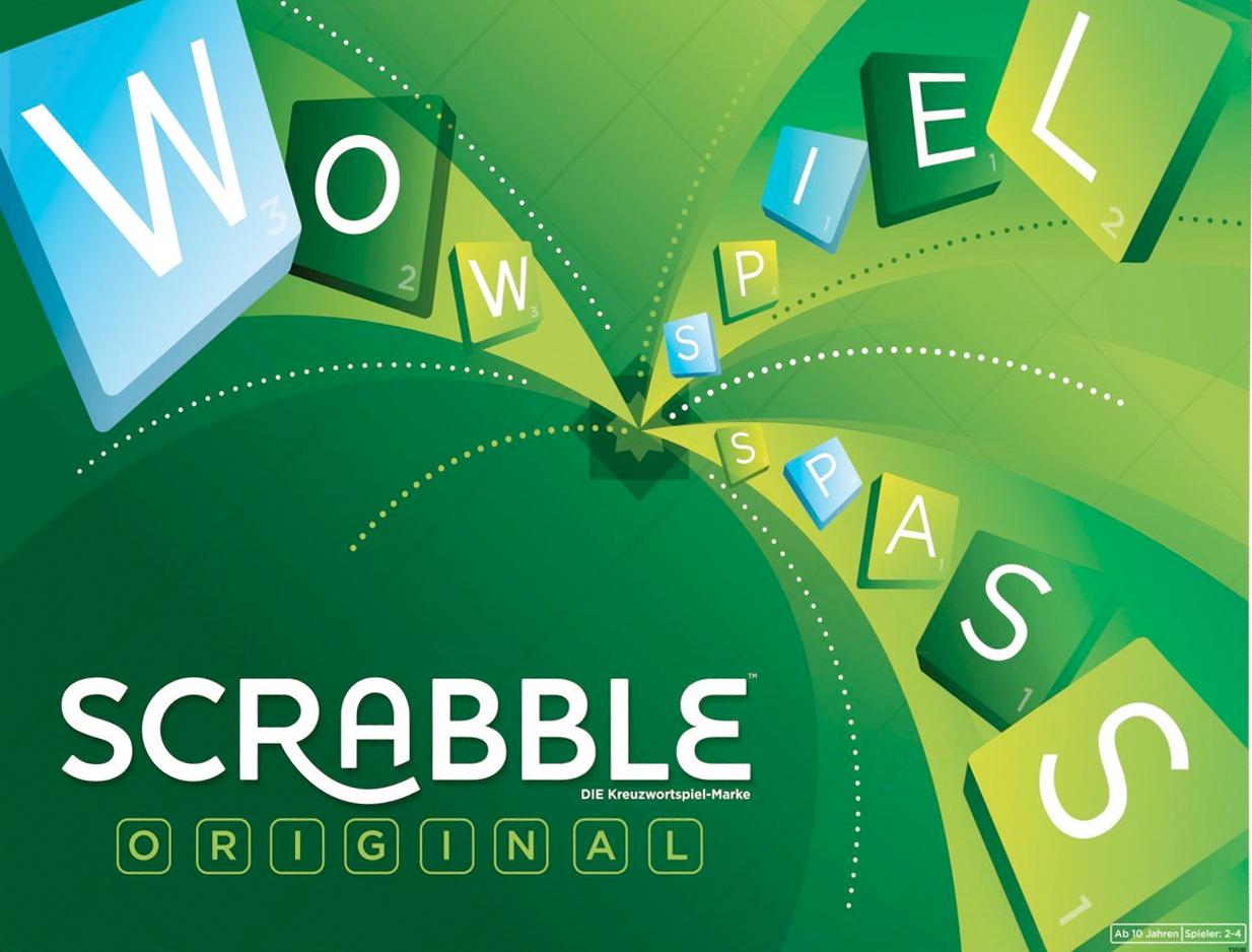 Scrabble, Spiel, Anleitung und Bewertung auf Alle Brettspiele bei ...