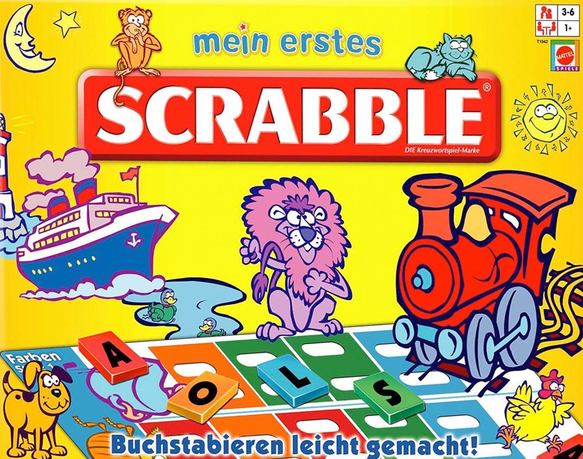 Mein erstes Scrabble, Spiel, Anleitung und Bewertung auf Alle ...