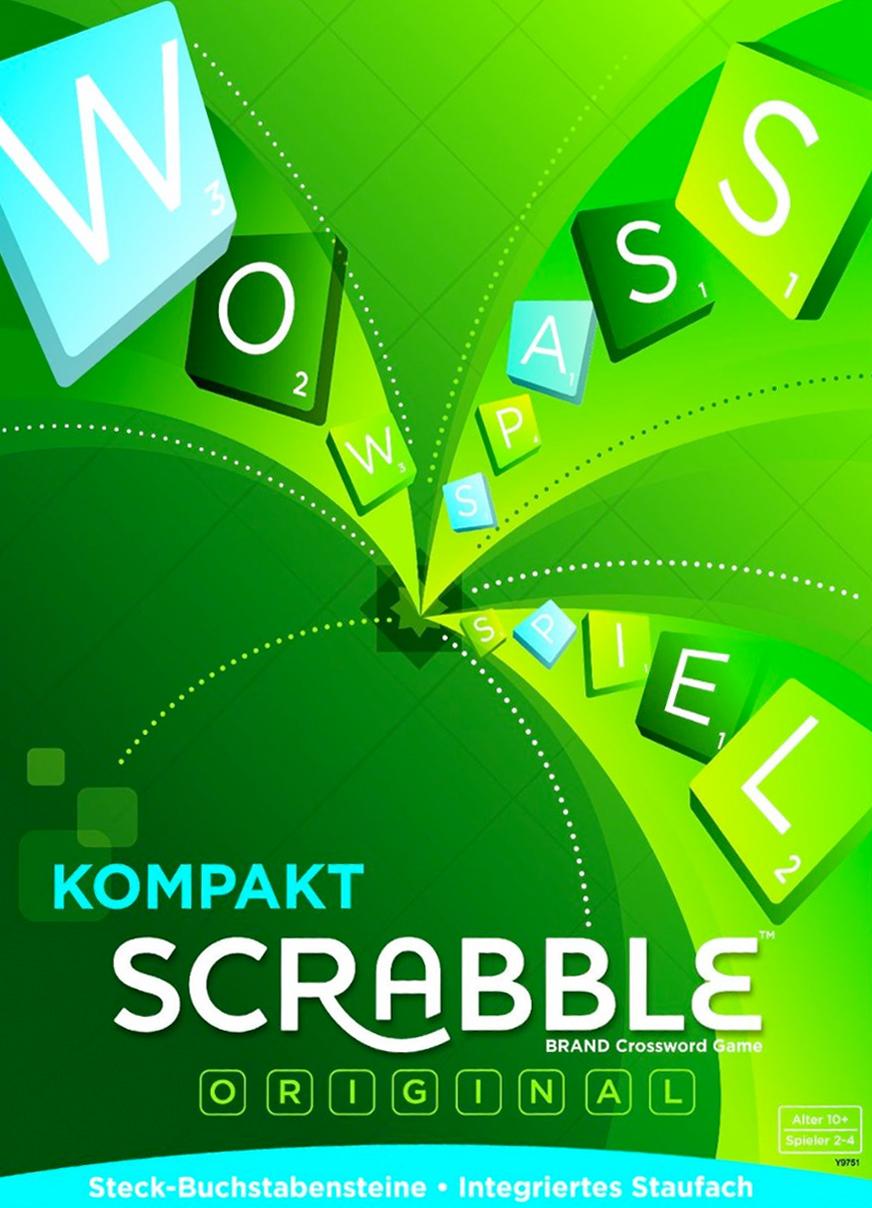 Scrabble Kompakt, Spiel, Anleitung und Bewertung auf Alle ...