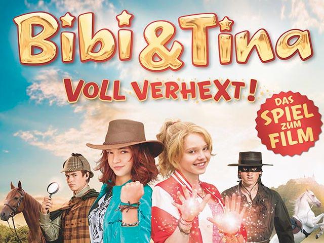 Bibi Tina Voll Verhext Das Spiel Zum Film Spiel Anleitung Und
