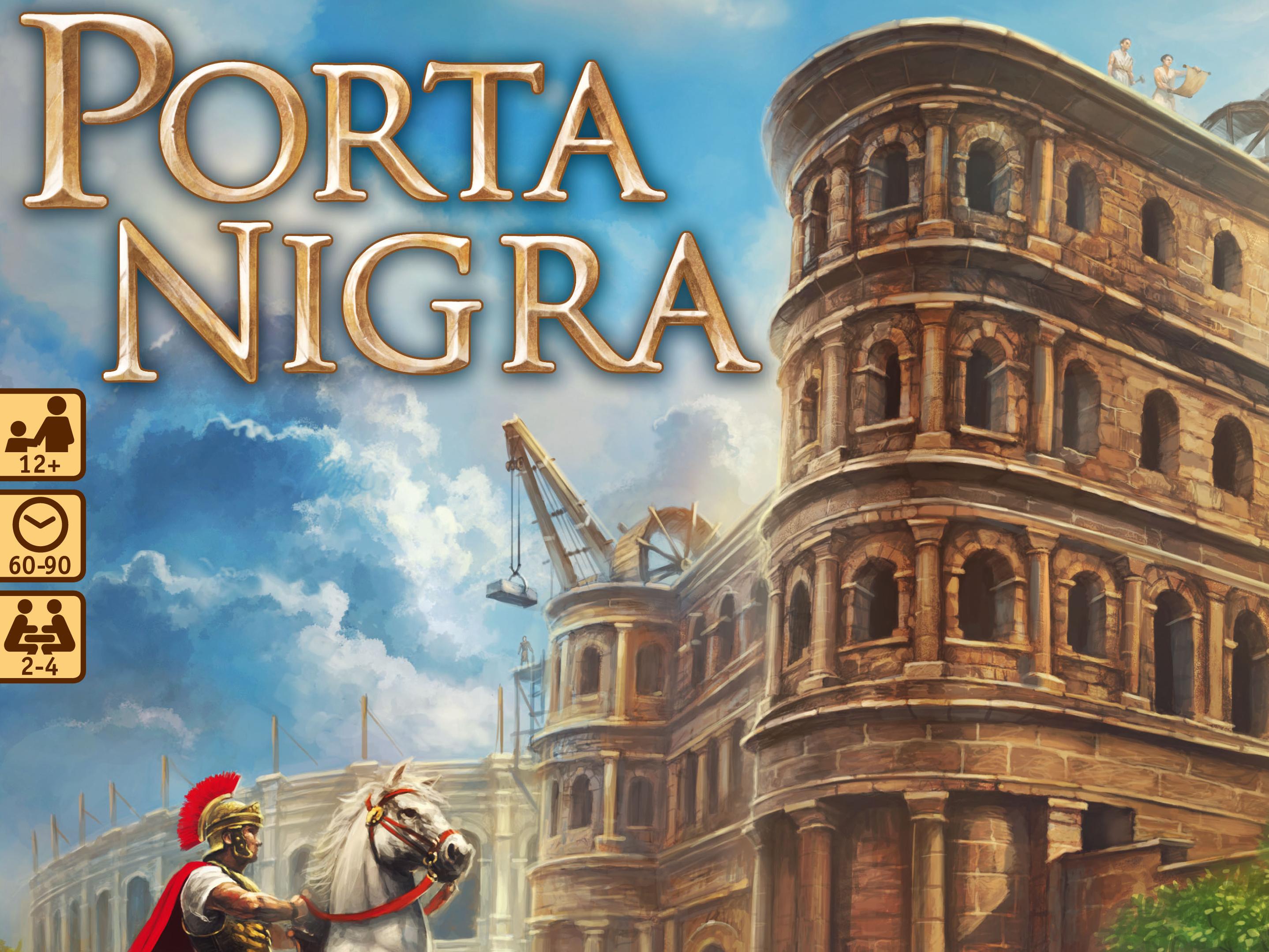 Porta Nigra Spiel