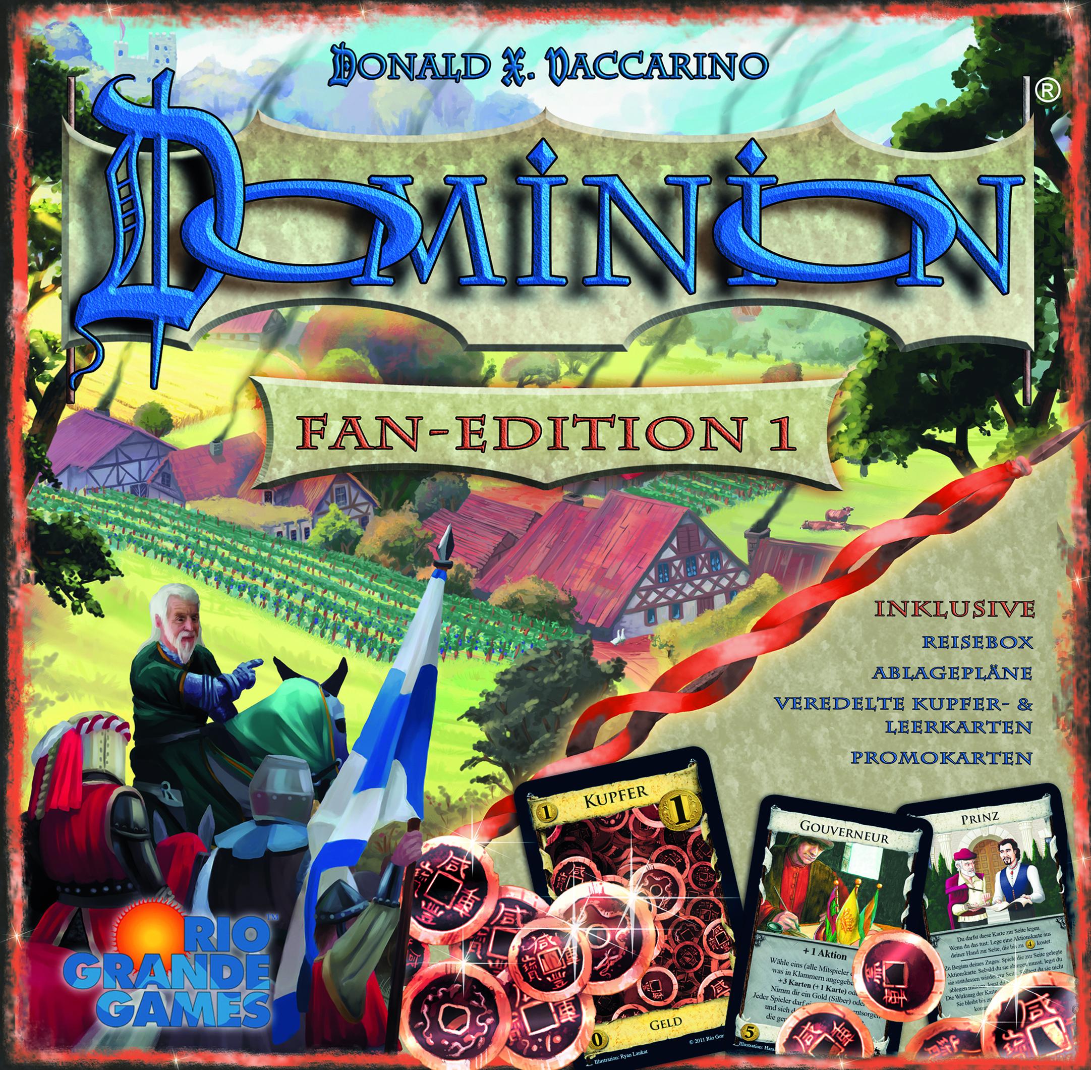 Dominion Anleitung