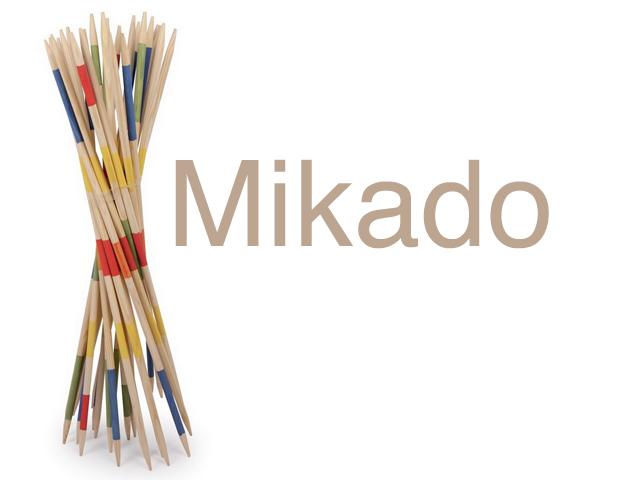 Mikado Anleitung
