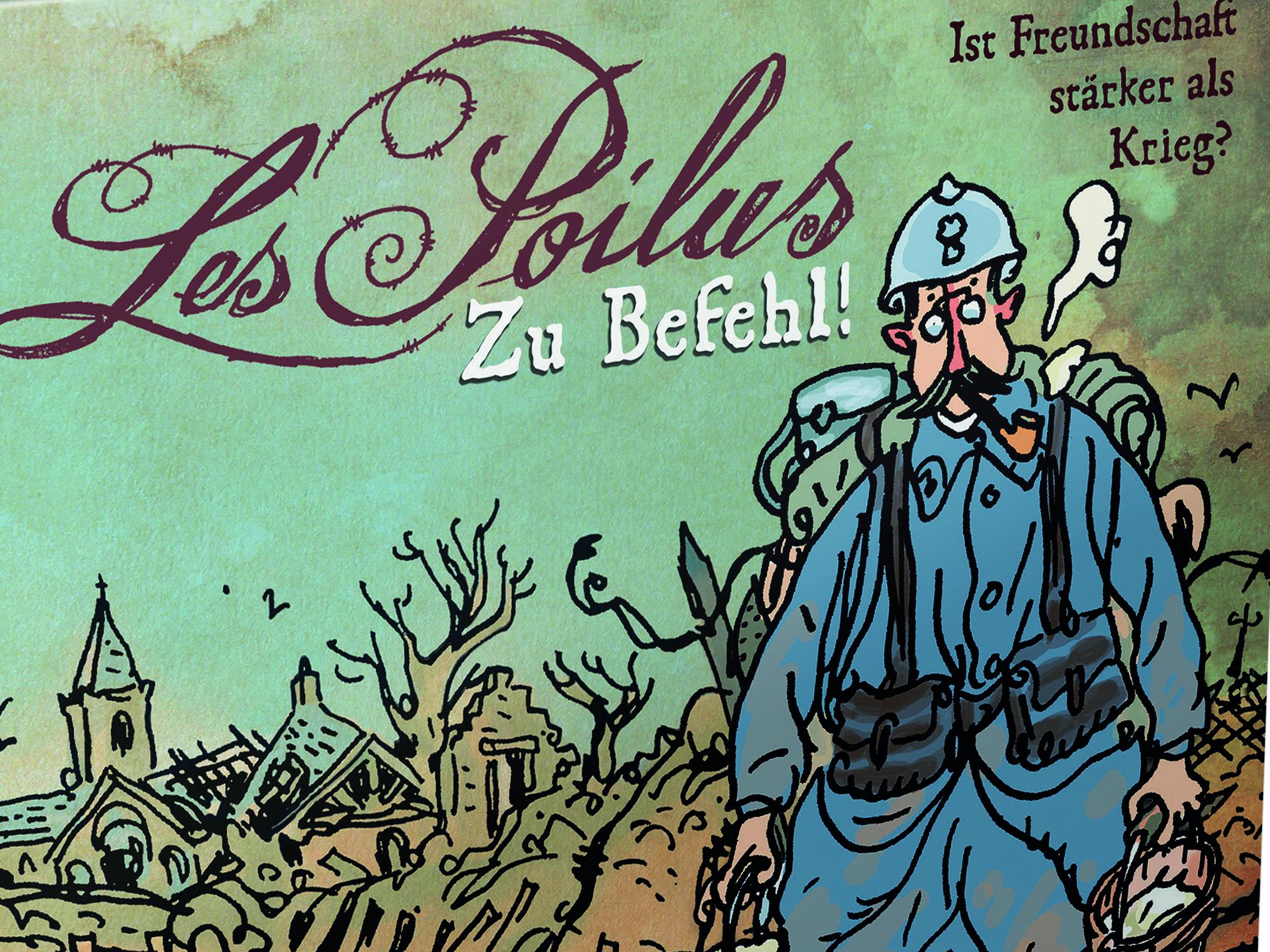 Les Poilus Zu Befehl Spiel Anleitung Und Bewertung Auf Alle Brettspiele Bei Spielen De