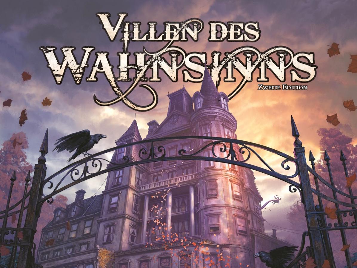 Villen Des Wahnsinns 1. Edition