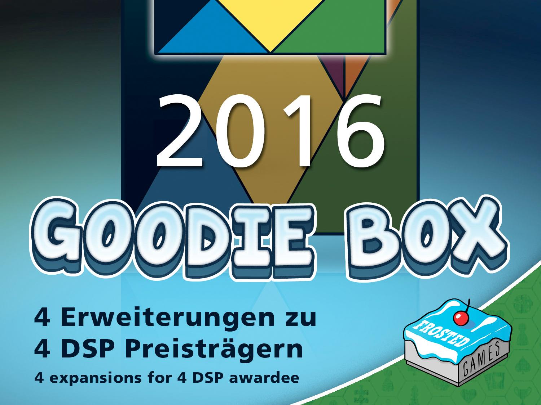 Erweiterung für T.I.M.E Stories Goodie Box Deutscher Spielepreis 2016