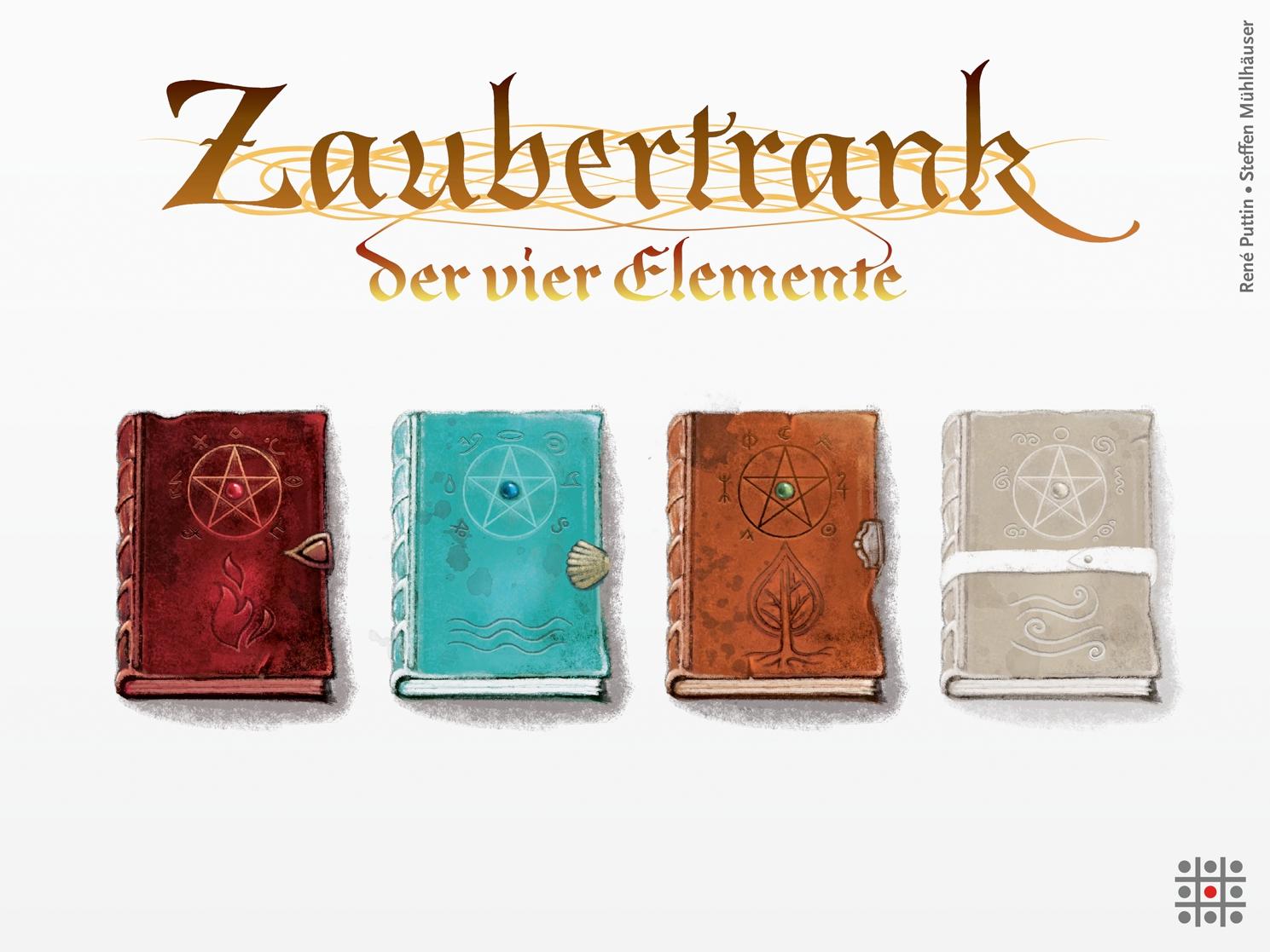 Zaubertrank der vier Elemente, Spiel, Anleitung und Bewertung auf ...