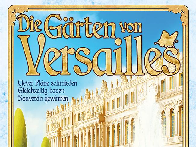 Die Garten Von Versailles Spiel Anleitung Und Bewertung Auf Alle Brettspiele Bei Spielen De
