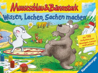 Mauseschlau Und Bärenstark Anleitung