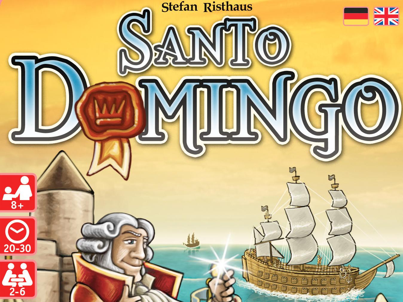 Santo Domingo Spiel Anleitung Und Bewertung Auf Alle Brettspiele