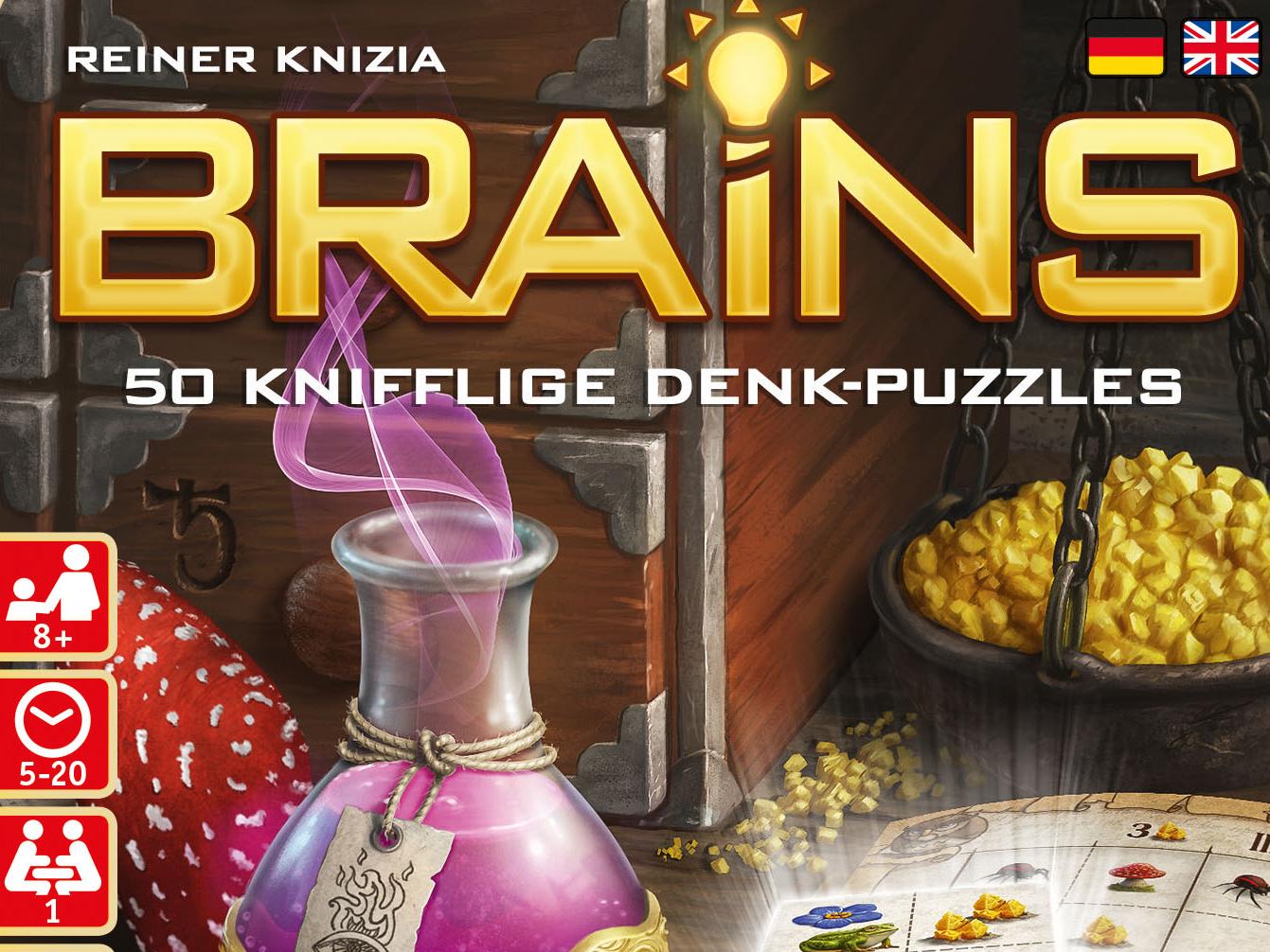 Brains: Zaubertrank, Spiel, Anleitung und Bewertung auf Alle ...