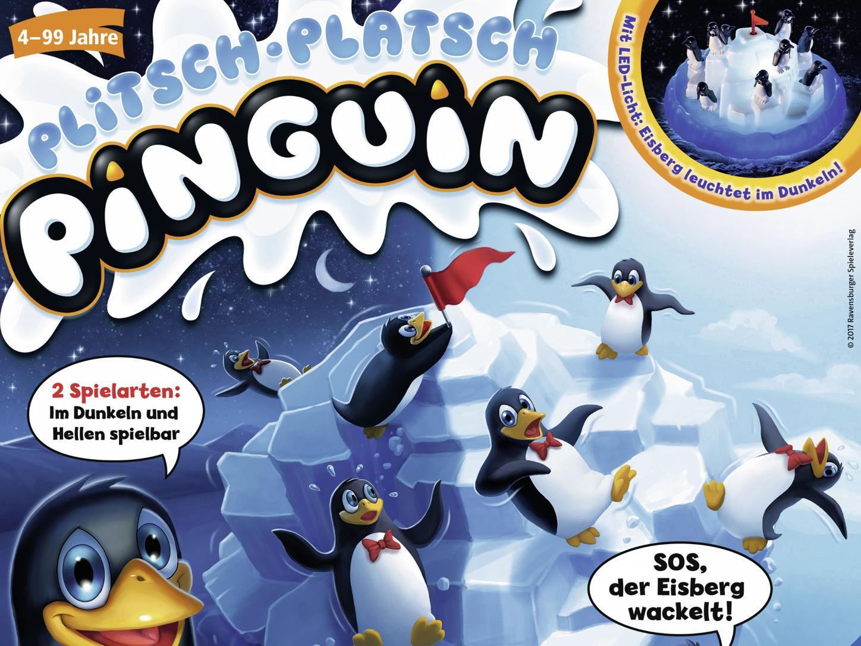 Plitsch Platsch Pinguin Anleitung
