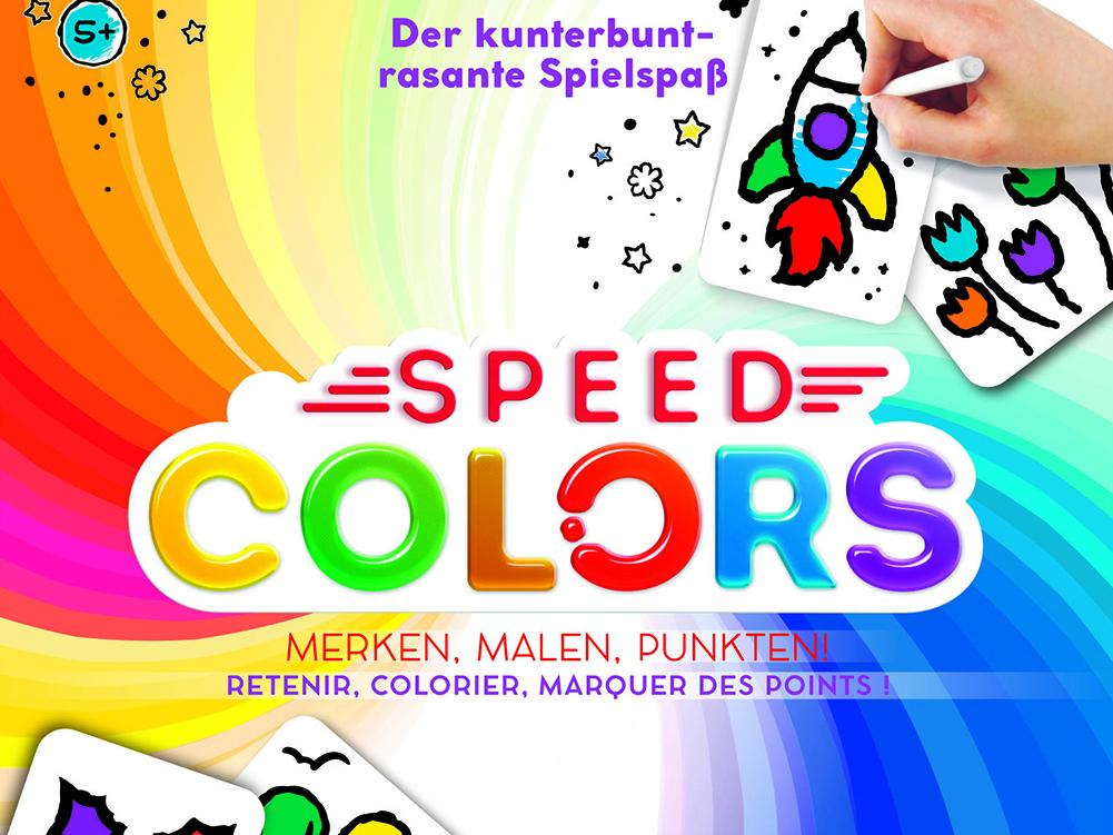 Speed Colors, Spiel, Anleitung und Bewertung auf Alle ...