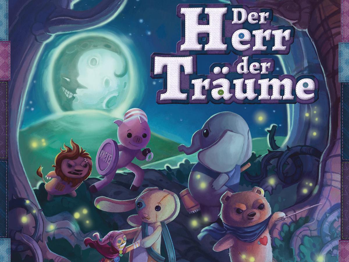 Der Herr der Träume Plaid Hat Games Spiel Deutsch 2018 Spiele