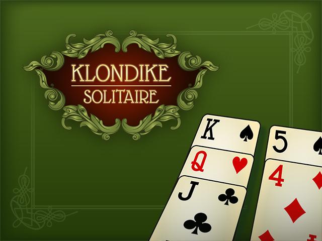 Klondike Solitaire Kartenspiel